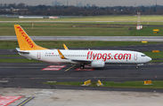 TC-AIP - Pegasus Boeing 737-800 aircraft