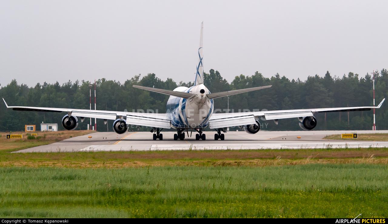 Air Bridge Cargo VQ-BJB aircraft at Rzeszów-Jasionka