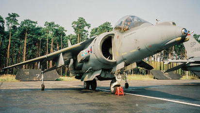 - - Royal Air Force British Aerospace Harrier GR.9