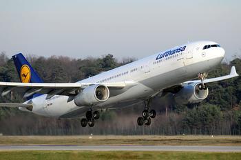 D-AIKI - Lufthansa Airbus A330-300