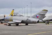 OK-UTI - Private Mikoyan-Gurevich MiG-15 UTI aircraft