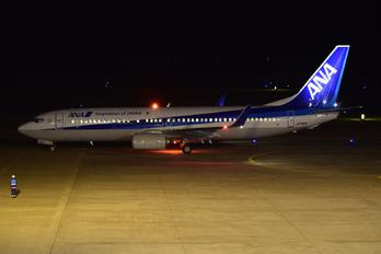 JA71AN - ANA - All Nippon Airways Boeing 737-800