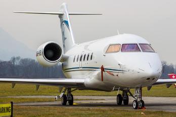 HB-IKS - Air Charter Canadair CL-600 Challenger 601