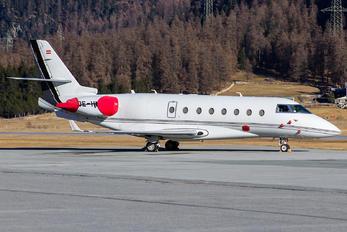 OE-HNG - MJet Aviation Gulfstream Aerospace G200