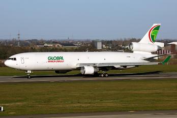Z-GAA - Global Africa Cargo McDonnell Douglas MD-11F