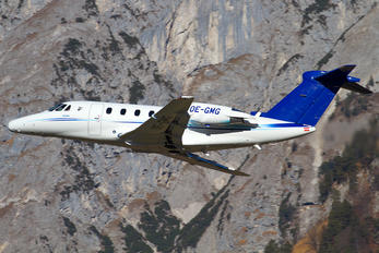 OE-GMG - Tyrolean Jet Service Cessna 650 Citation VII