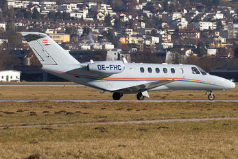 OE-FHC - Avcon Jet Cessna 525A Citation CJ2