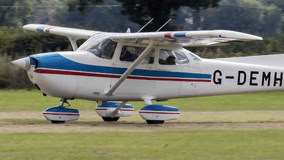 G-DEMH - Private Cessna 172 Skyhawk (all models except RG)