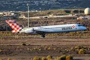 EI-FBM - Volotea Airlines Boeing 717 aircraft