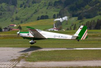 D-KMOD - Private Scheibe-Flugzeugbau SF-25 Falke