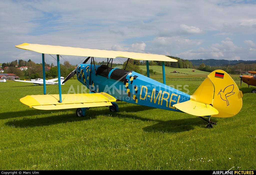 Private D-MREI aircraft at Agathazell