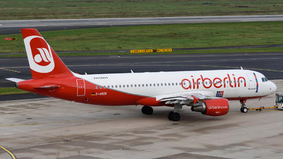 D-ABZK - Air Berlin Airbus A320