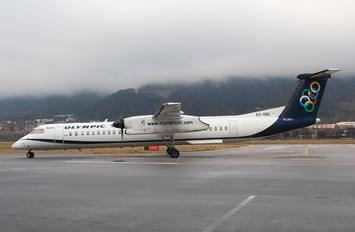 SX-OBE - Olympic Airlines de Havilland Canada DHC-8-400Q / Bombardier Q400