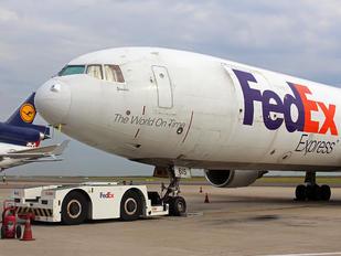 N615FE - FedEx Federal Express McDonnell Douglas MD-11F