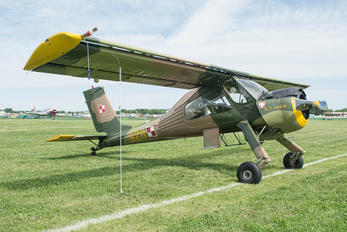 N4346M - Private PZL 104 Wilga 35A