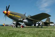N515ZB - Private North American P-51B Mustang aircraft
