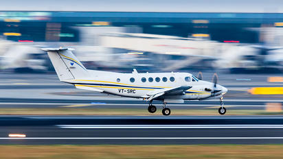 VT-SRC - Private Beechcraft 200 King Air