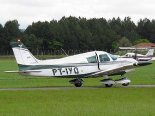 PT-IYQ - Aeroclube do Paraná Piper PA-28 Cherokee