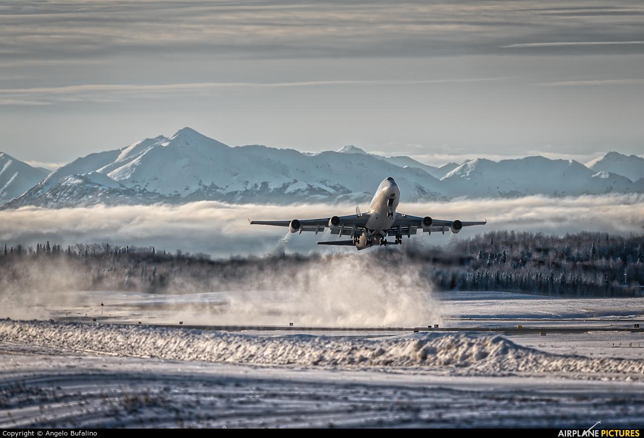 UPS - United Parcel Service N580UP aircraft at Anchorage - Ted Stevens Intl / Kulis Air National Guard Base