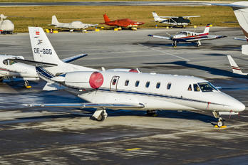 OE-GGG - Jetfly Aviation Cessna 560XL Citation XLS
