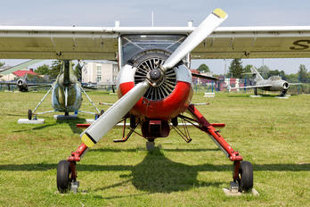 SP-ECL - Aeroklub Orląt PZL 104 Wilga 35A