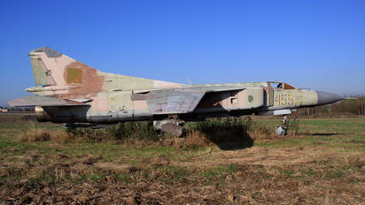 455 - Poland - Air Force Mikoyan-Gurevich MiG-23MF