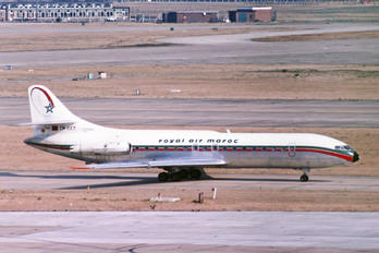CN-CCT - Royal Air Maroc Sud Aviation SE-210 Caravelle