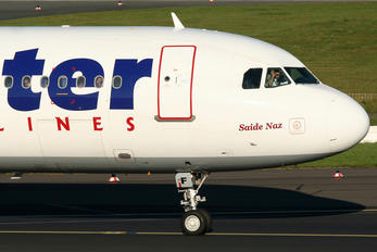 TC-IEF - Inter Airlines Fokker 100
