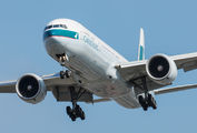 B-KPT - Cathay Pacific Boeing 777-300ER aircraft