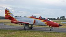 E.25-40 - Spain - Air Force : Patrulla Aguila Casa C-101EB Aviojet aircraft