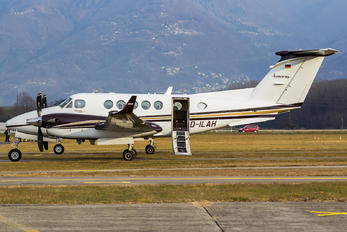 D-ILAH - Private Beechcraft 250 King Air