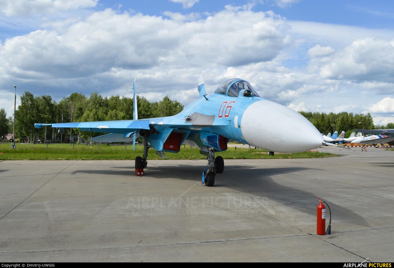 Russia - Air Force RF-92210 aircraft at Kubinka