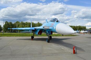 RF-92210 - Russia - Air Force Sukhoi Su-27SM