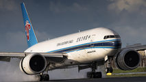 B-2081 - China Southern Cargo Boeing 777F aircraft