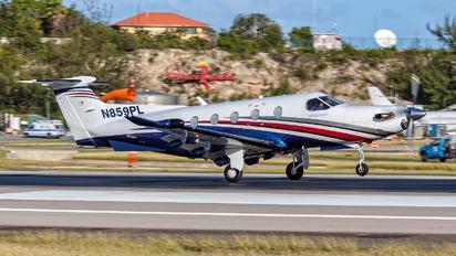 N859PL - Private Pilatus PC-12
