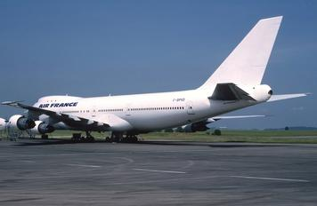 F-BPVD - Air France Boeing 747-100