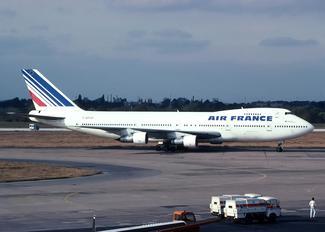 F-BPVF - Air France Boeing 747-100
