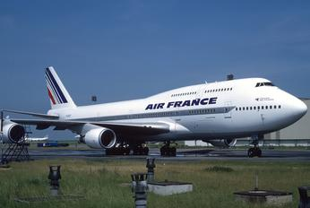 F-GITC - Air France Boeing 747-400