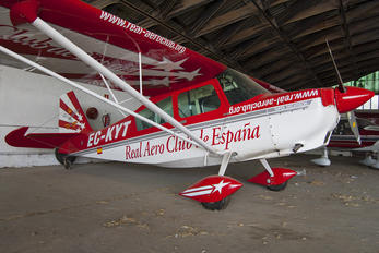 EC-KYT - Real Aero Club de España Bellanca 8KCAB Super Decathlon
