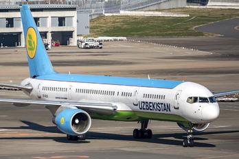 VP-BUH - Uzbekistan Airways Boeing 757-200