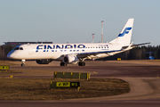 OH-LKP - Finnair Embraer ERJ-190 (190-100) aircraft