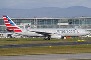 N281AY - American Airlines Airbus A330-200 aircraft