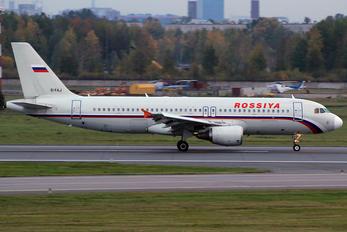 EI-FAJ - Rossiya Airbus A320