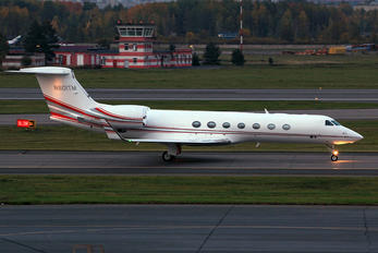 N801TM - Private Gulfstream Aerospace G-V, G-V-SP, G500, G550