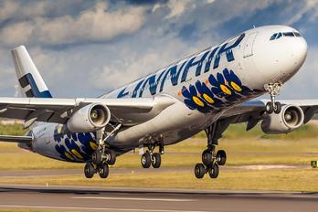 OH-LQD - Finnair Airbus A340-300