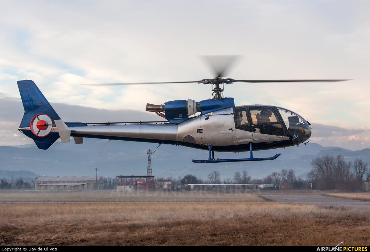 Private I-PNIC aircraft at Verona - Boscomantico
