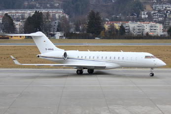 D-ARKO - K5 Aviation Bombardier BD-700 Global Express XRS