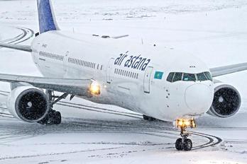 P4-KCA - Air Astana Boeing 767-300ER