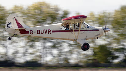 G-BUVR - Private Christen A-1 Husky