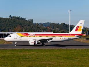EC-IZH - Iberia Airbus A320
